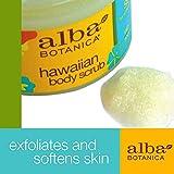 Alba Botanica Hawaiian Body Scrub, Revitalizing Sea