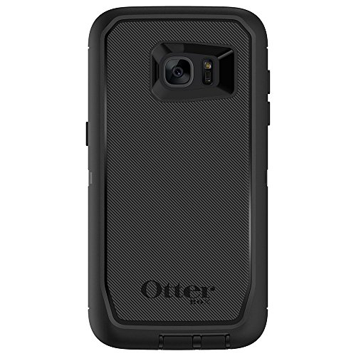 OtterBox DEFENDER SERIES Case for Samsung Galaxy S7 Edge - Frustration Free Packaging - BLACK