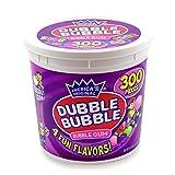 Dubble Bubble - Assorted Flavors, 300 count tub