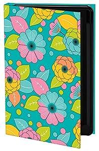 Keka SLP35-DV9-GS3T - Funda para Galaxy S3, diseño floral de Debra Valencia