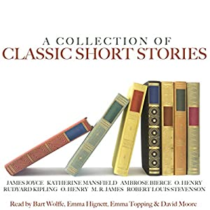 A Collection of Classic Short Stories Audiobook
