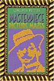 Masterpiece Picture Mazes, Conceptis Puzzles, 1402750714