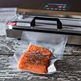 Vacuum Sealer Bags 200 Pint size 6x10 Inch for Food