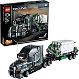 LEGO Technic Mack Anthem 42078 Semi Truck Building Kit and Engineering Toy for Kids and Teenagers, Top Gifts for Boys (2595 Pieces)