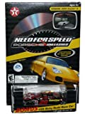 EA Games Need for Speed Sampler Porsche Unleashed Version 2000 Boxster S w/ #28 Ricky Rudd Race Car 1:64 Scale Die Cast
