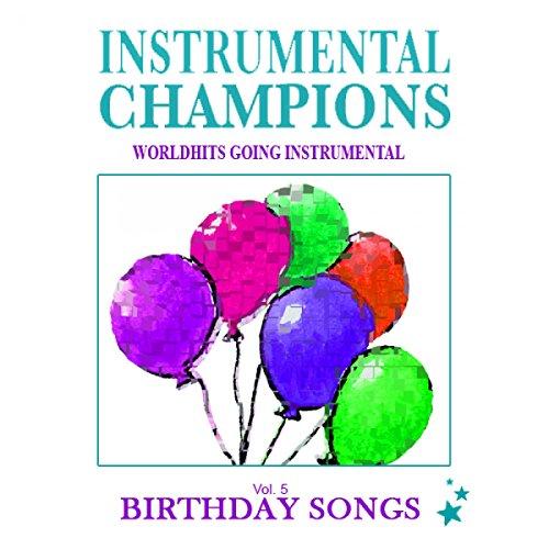 Happy Birthday (like Stevie Wonder - synth Mix) - Birthday Stevie Happy