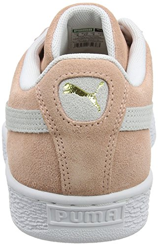 Puma Suede Classic, Sneakers Basses Mixte Adulte Beige (Muted Clay-puma White)