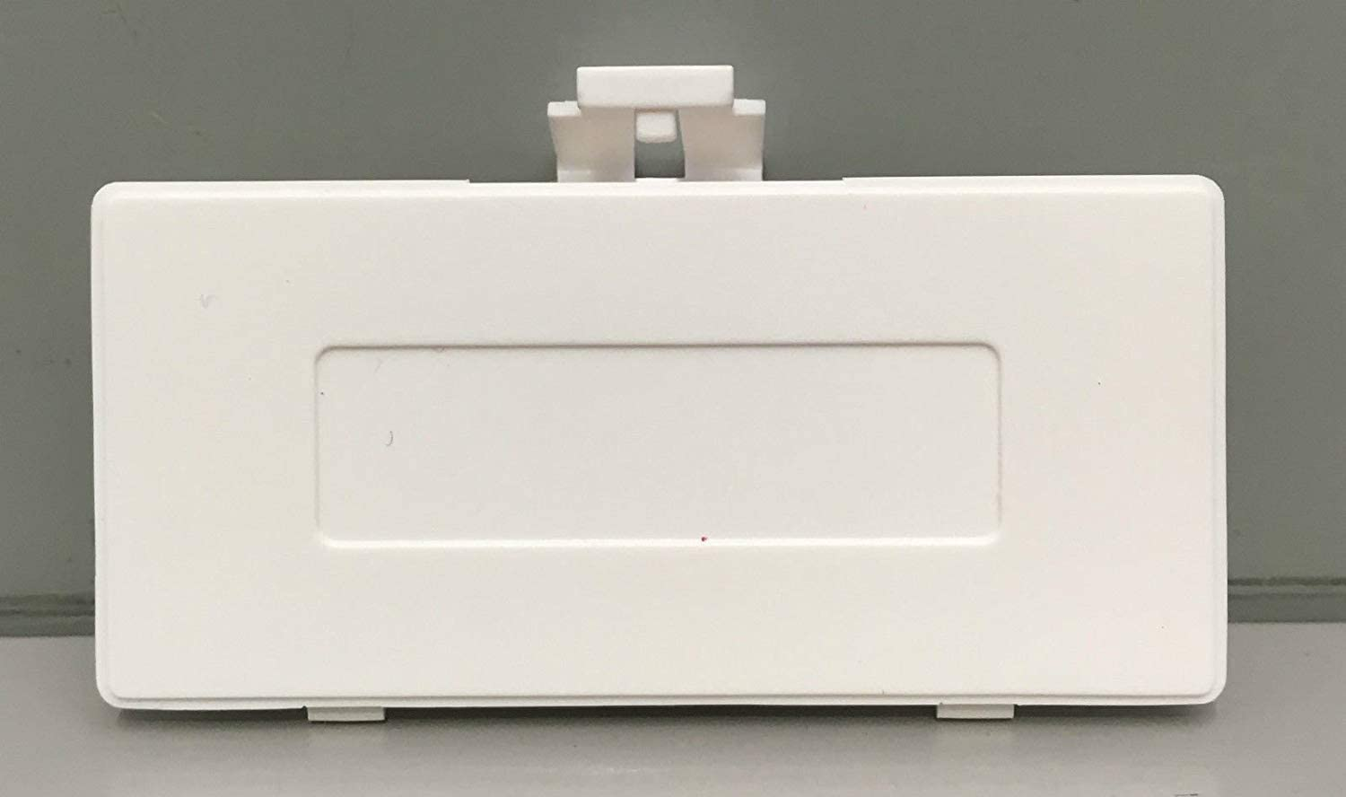 Ambertown White Battery Back Door Cover Case for Gameboy Pocket GBP Replaceme