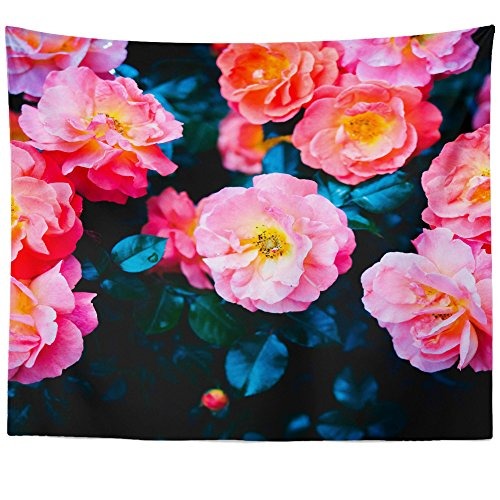 Westlake Art Wall Hanging Tapestry - Petals Flower - Photography Home Decor Living Room - 26x36in - Rose Petal Cottage Collection