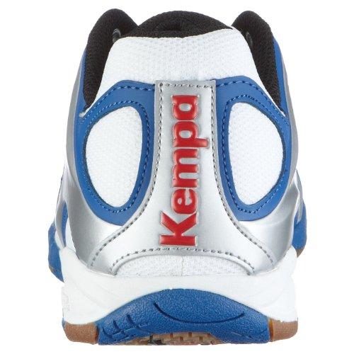 Kempa Storm 200842001, Chaussures de handball mixte adulte Blanc - V.2