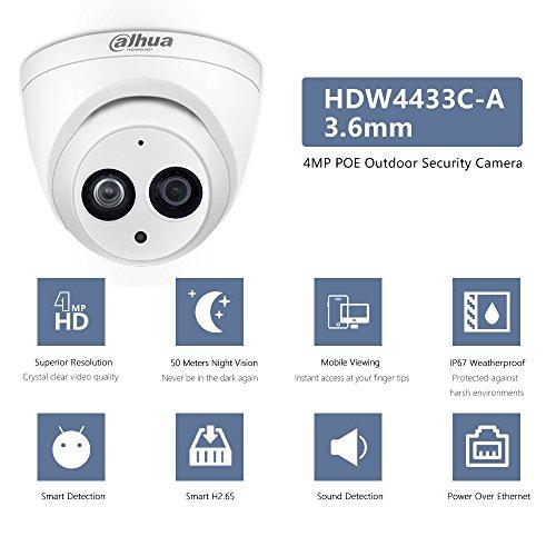 Dahua Cameras Channel Recorder Indoor Setup