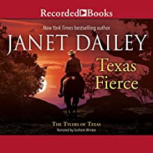 Texas Fierce Audiobook by Janet Dailey Narrated by Graham Winton