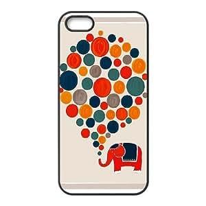 [Elephant] elephant dot Case For Sam Sung Galaxy S5 Mini Cover {Black}