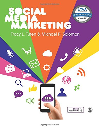 Book cover from Social Media Marketing by Tracy L. Tuten
