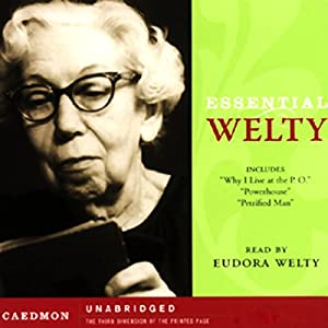 Essential Welty Audiobook