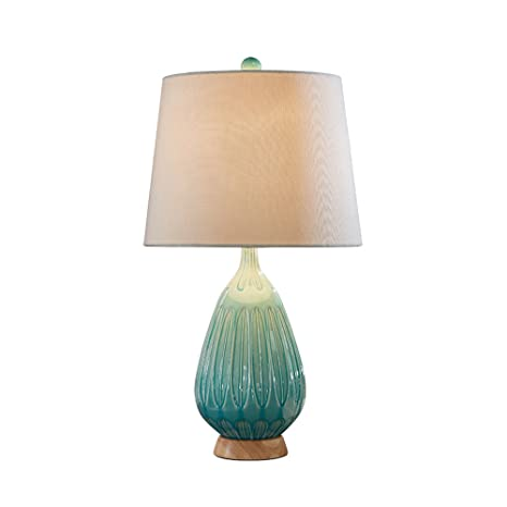 European Ceramic Small table lamp Bedroom Bedside lamp ...