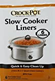 Crock Pot Slow Cooker Liners, 30 Liners fit 3-7 Quart (5 packs of 6 count) Review