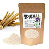 [Medicinal Herbal Powder] 100% Natural Fingerroot / Finger Root Powder ( Boesenbergia rotunda / aochunjiang / 핑거루트 분말 ) (4 oz)