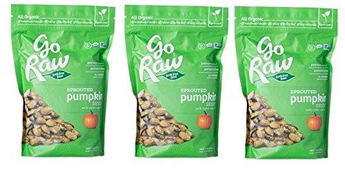 Go Raw Seed Pumpkin Sprtd product image