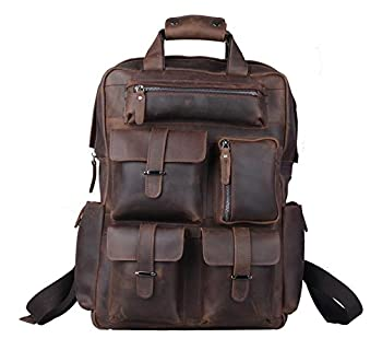 Leather Laptop Backpack Buying Guide And Top Reviews 2017; leather ...