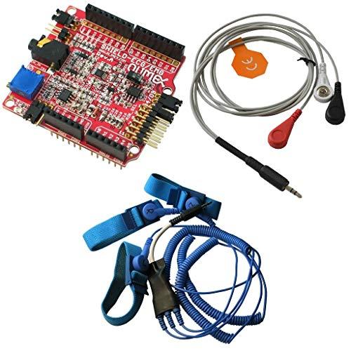 Passive Electrodes for Arduino EKG//EMG Shield
