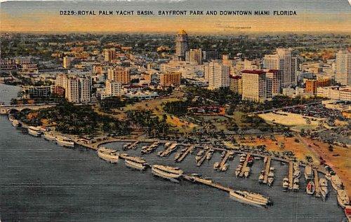 Downtown Miami, Florida - Fl Miami Downtown