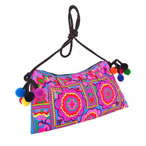 Embroidered Cosmetic Bags - 2