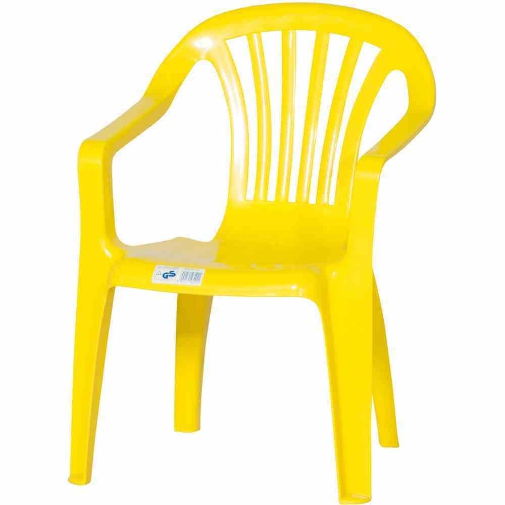 Fun Star 578002 Sedia Baby, giallo 661813