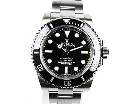 on sale 2335f 557d7 Amazon | [ロレックス] ROLEX サブマリーナ・ノンデイト 腕時計 ...