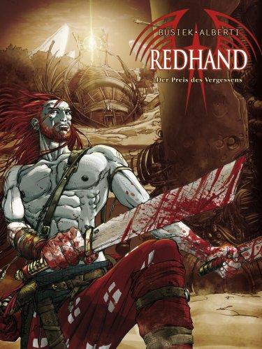 Redhand, Bd.1 : Der Preis des Vergessens