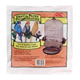 Living World Gravel Paper, Round 11-Inches, 8-Pack