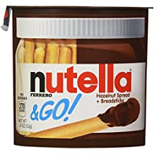 Nutella and Go, 1.8 oz