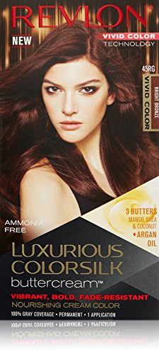 Revlon Luxurious Colorsilk Buttercream Bright