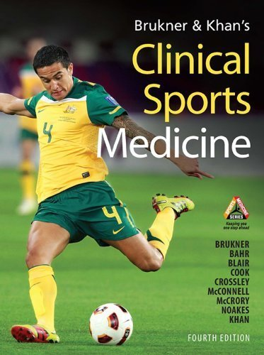 Brukner & Khan's Clinical Sports Medicine by Brukner.