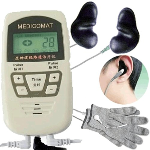 Diabetic Peripheral Neuropathy Treatment Medicomat-10A Painful Diabetic Neuropathy Relief Conductive Gloves by Medicomat (Image #4)