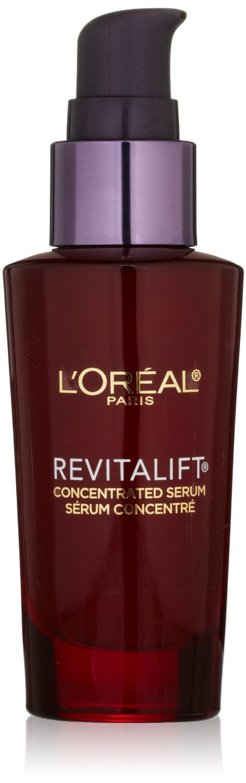 (2 Pack) L'Oreal Paris RevitaLift Triple Power Concentrated Serum Treatment, 1.0 Fluid Ounce
