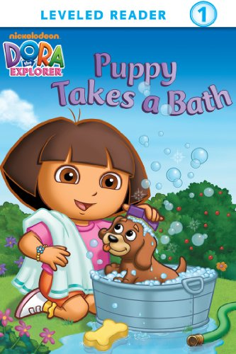 Puppy Takes a Bath (Dora the Explorer)