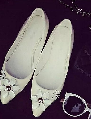 de de zapatos tal mujer PDX tela plana FqEdgU