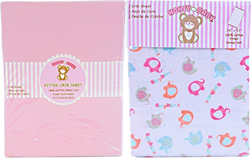 Baby Elephant Toddler Sheets 2 Pack product image
