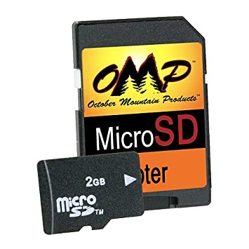 Amazon.com: Omp 2 GB micro tarjeta de memoria SD: Sports ...