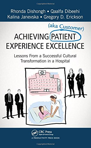 Achieving Patient (aka Customer) Experience Excellence: Lessons From a Successful Cultural Transformation in a Hospital