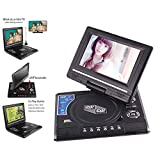 NZYMD Portable DVD Player with Built-in