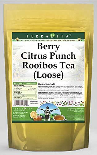 Berry Citrus Punch Rooibos Tea (Loose) (4 oz, ZIN: 545110) - 3 Pack