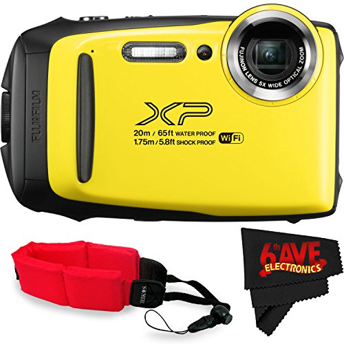 Fuji Cameras Waterproof Xp10 - 7