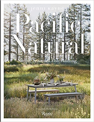 springpacific natural simple seasonal entertaining cookbook