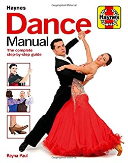 Book Cover: Dance Manual: The complete step-by-step guide to dance