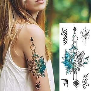 Modeganqing 8 Piezas fantasía Color Libre pájaro Ave fénix Animal ...