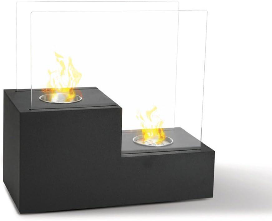 Biocamino bioetanol design exterior interior de mesa calefacción ...