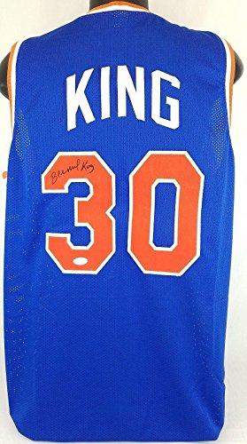Bernard-King-New-York-Knicks-Signed-Jersey-JSA-Witness-Autograph-WP254044-Autographed-NBA-Jerseys
