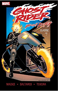 Ghost Rider Danny Ketch Classic Vol 1 1990 1998